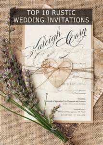 country themed wedding invitations top 10 rustic wedding invitations to wow your guests