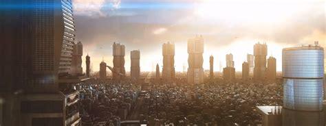 mega city  greeble   effects digital urban