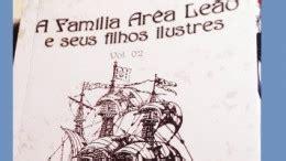 A genealogia da família Arêa Leão em livro - Inicial ...