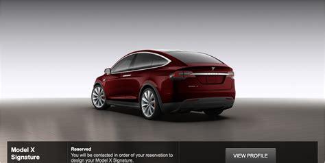 neue details zum elektroauto tesla model  signature