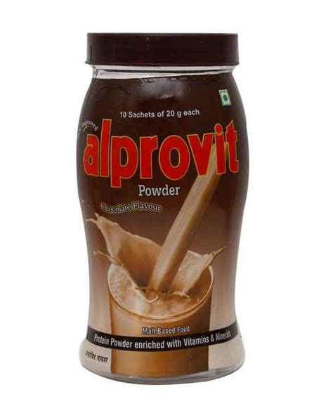 Both instant and decaf coffees have unusually poor reputations. ALPROVIT CHOCOLATE 200GM POWDER ( ALPROVIT ) - Buy ALPROVIT CHOCOLATE 200GM POWDER Online at ...