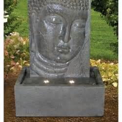 Bouddha De Jardin Solaire by Fontaine Fresque Bouddha Xl Achat Vente Fontaine De