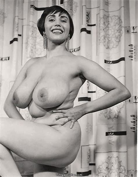 Linda West: Buxom MILF of Burlesque & Adult Magazines