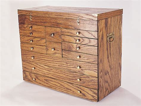 indoor furniture plans precision tool chest plan