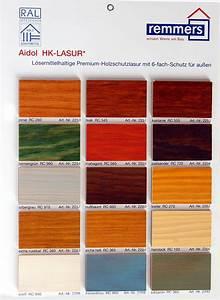 Aidol Hk Lasur : farbkarte remmers aidol hk lasur ~ Whattoseeinmadrid.com Haus und Dekorationen