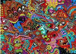 Trippy LSD Wallpaper