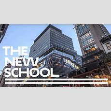 Inside The New School's University Center Students Move In To The Dormitories Youtube