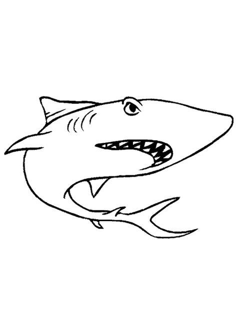 Onderwaterdieren Kleurplaten by Haaien Kleurplaat Dieren Kleurplaat 187 Animaatjes Nl