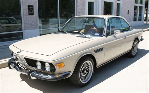 Bmw 2800cs For Sale 1971 bmw 2800cs 5 speed for sale on bat auctions sold