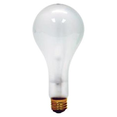 ge 100 200 300 watt incandescent ps25 3 way mogul base