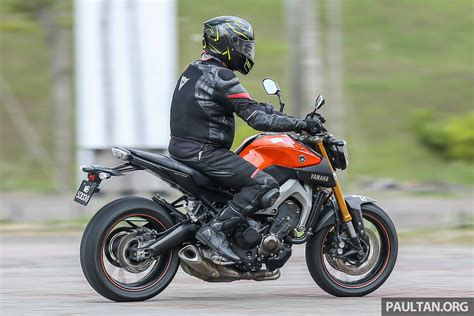 Yamaha Mt 09 Image by Review 2015 Yamaha Mt 09 More Is Always Better Paul