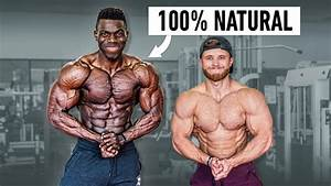 Training With The Best Natural Bodybuilder In The World  Is This Possible Naturally