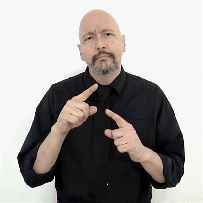 Sign Language Asl American Signs Alphabet Left