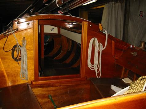 Wooden Boat Interiors by Bray This Is Wooden Boat Interiors