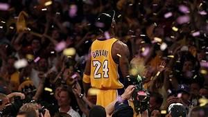 Kobe Bryant jersey retirement: Sports world salutes Lakers ...