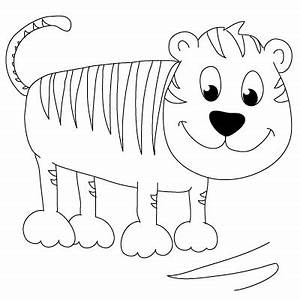 Want to Learn How to Draw a Tiger? Follow our simple step ...