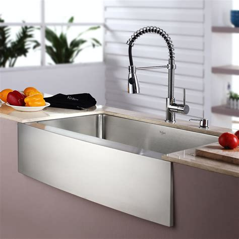 kitchen faucets for farmhouse sinks top 10 modern apron front sinks