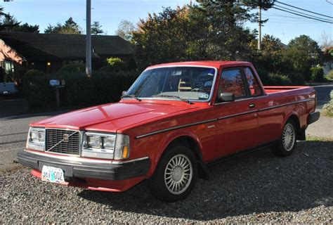 volvo up no reserve 1984 volvo 240 up bring a trailer