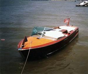 1957 Century Resorter Boat