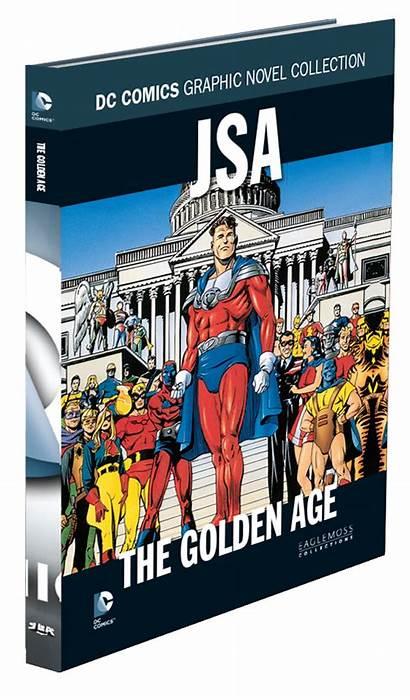 Dc Eaglemoss Novel Graphic Comics Comic Age