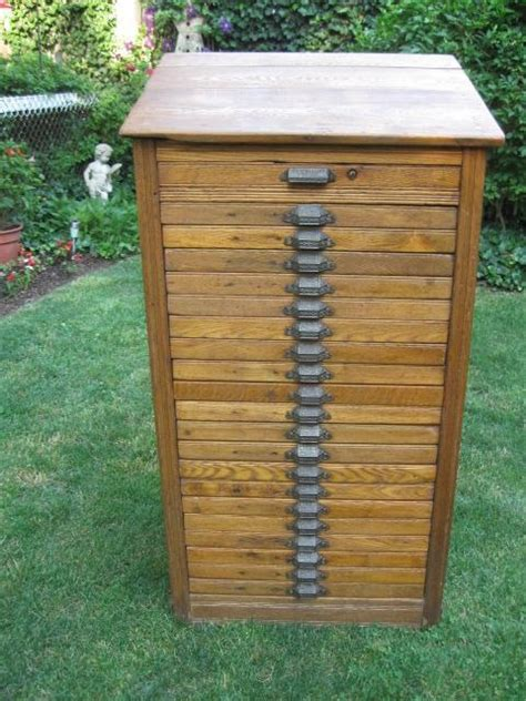 Printers Type Cabinet by Letterpress Printers Type Cabinet Printing Press Drawers