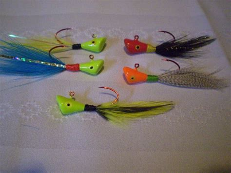 crappiejigs gift set nightprowler custom crappie