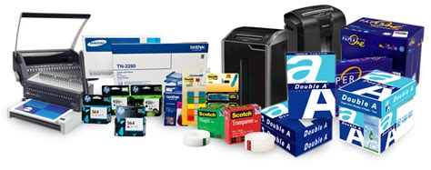 Toners Copy Paper Office Suppliers