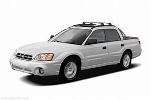 Subaru Baja 2003-2006 Service Repair Manual