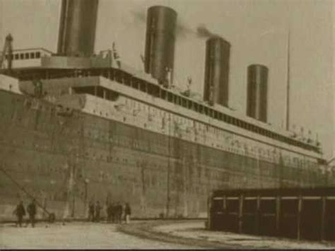 Titanic Real Footage