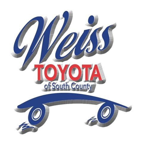 weiss toyota  south county youtube