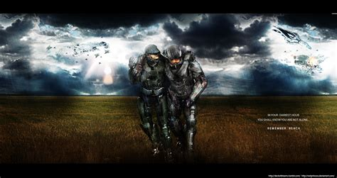 Halo Noble 6 Master Chief By Aranict On Deviantart