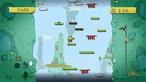 Doodle Jump For Kinect | Kinect Game | 123Kinect.com