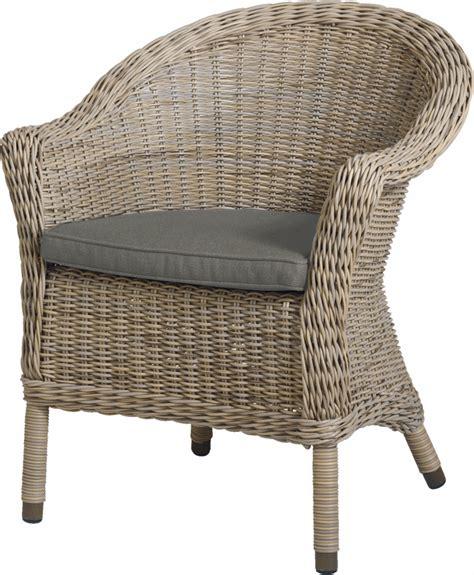 Table Chaise Resine Tressee by Chaise De Table De Jardin Chester En R 233 Sine Tress 233 E 4 Seasons