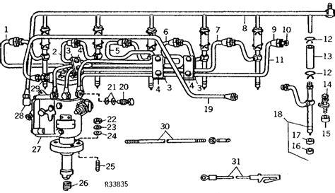 john deere  diesel injector pump failure mess