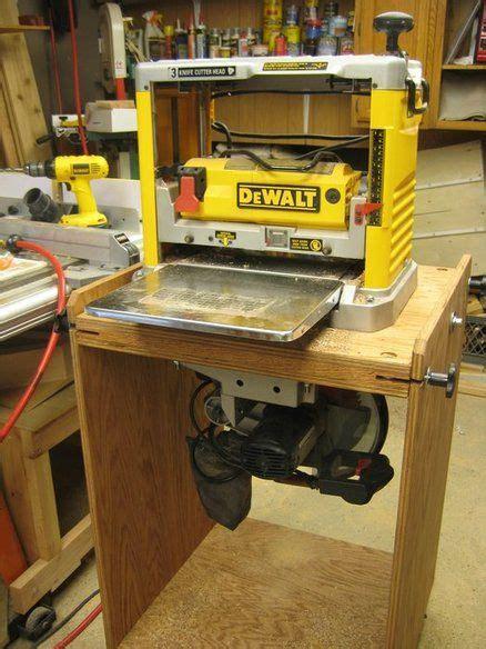 planer miter  flip cabinet woodshop ideas tools