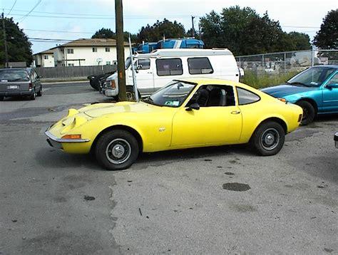 1974 Opel Gt by 1974 Opel Gt Pictures Cargurus