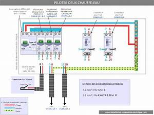 Raccordement Electrique Chauffe Eau : index of images schemas electriques ~ Nature-et-papiers.com Idées de Décoration