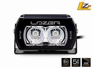 Led Scheinwerfer Auto : lazer lamps st 2 evolution fernlicht scheinwerfer mit e ~ Kayakingforconservation.com Haus und Dekorationen