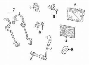 Chevrolet Silverado 1500 Engine Control Module Bracket  4 3 Liter  5 3  U0026 6 2 Liter