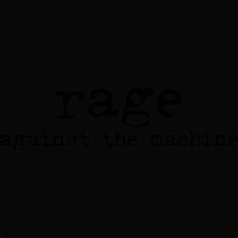 Rage Against The Machine Logo Apron - Customon