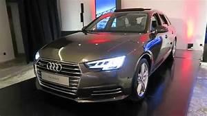Audi A4 B9 Nachrüsten : nouvelle audi a4 b9 walkaround interior lba vids ~ Jslefanu.com Haus und Dekorationen