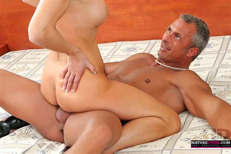 It Is Fun Seeing This Old Amateur Couple Having Sex On