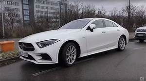 Mercedes Cls 2018 : 2018 mercedes benz cls 350 looks underwhelming in white ~ Melissatoandfro.com Idées de Décoration