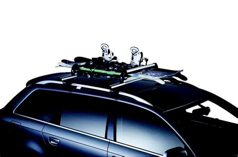siege auto a la route transporter ses skis en toute sécurité norauto