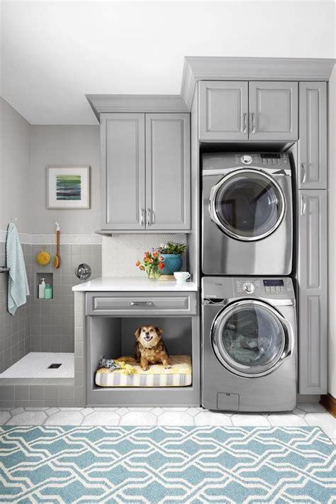 ideas  decorar  organizar tu cuarto de lavado interiores