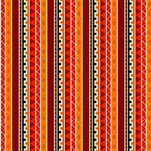 African Tafari Tribal Pattern fabric - holladaydesigns ...