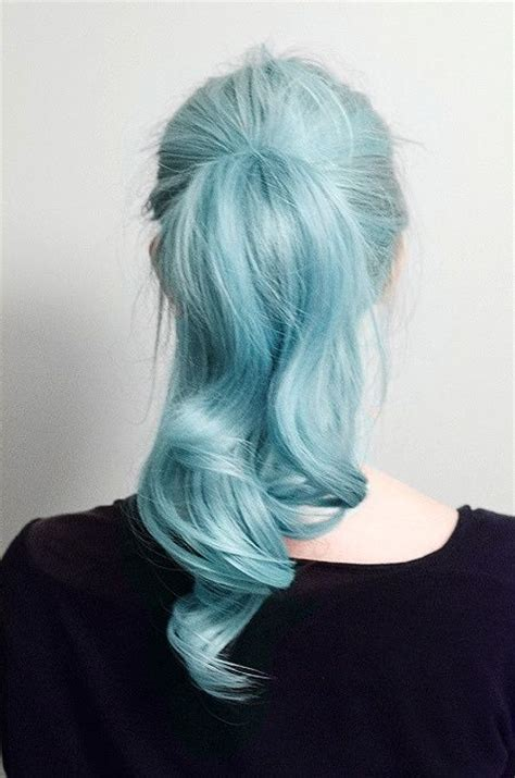 light blue hair dye 50 shades of blue pastel electric shark navy etc