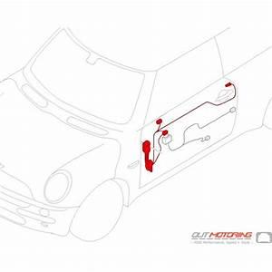 61129211301 Mini Cooper Replacement Wiring  Hifi  Co-driver