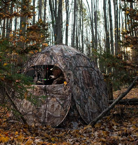 ground blinds for bow 5 items you need inside a ground blind bowhunting net
