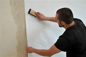 Auf Latexfarbe Tapezieren : selbst tapezieren die wichtigsten utensilien meine haushaltstipps ~ Frokenaadalensverden.com Haus und Dekorationen